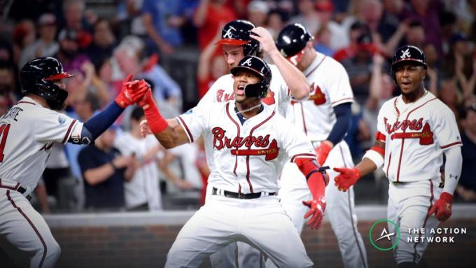 NLCS: Atlanta Braves vs. TBD - Home Game 1 (Date: TBD - If Necessary) at SunTrust Park
