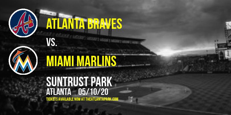 Atlanta Braves vs. Miami Marlins at SunTrust Park