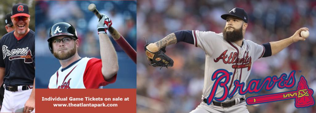 Atlanta Braves baseball tickets