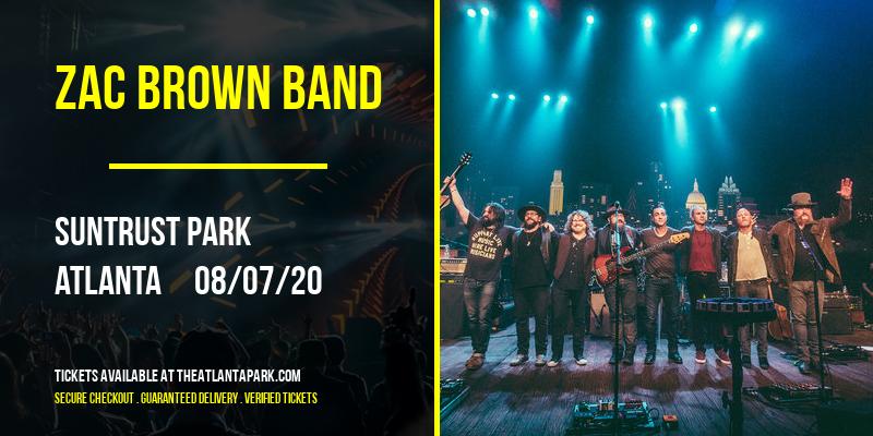 Zac Brown Band at SunTrust Park
