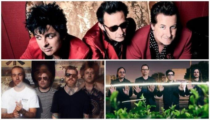 Hella Mega Tour: Green Day, Fall Out Boy, Weezer & The Interrupters at Truist Park